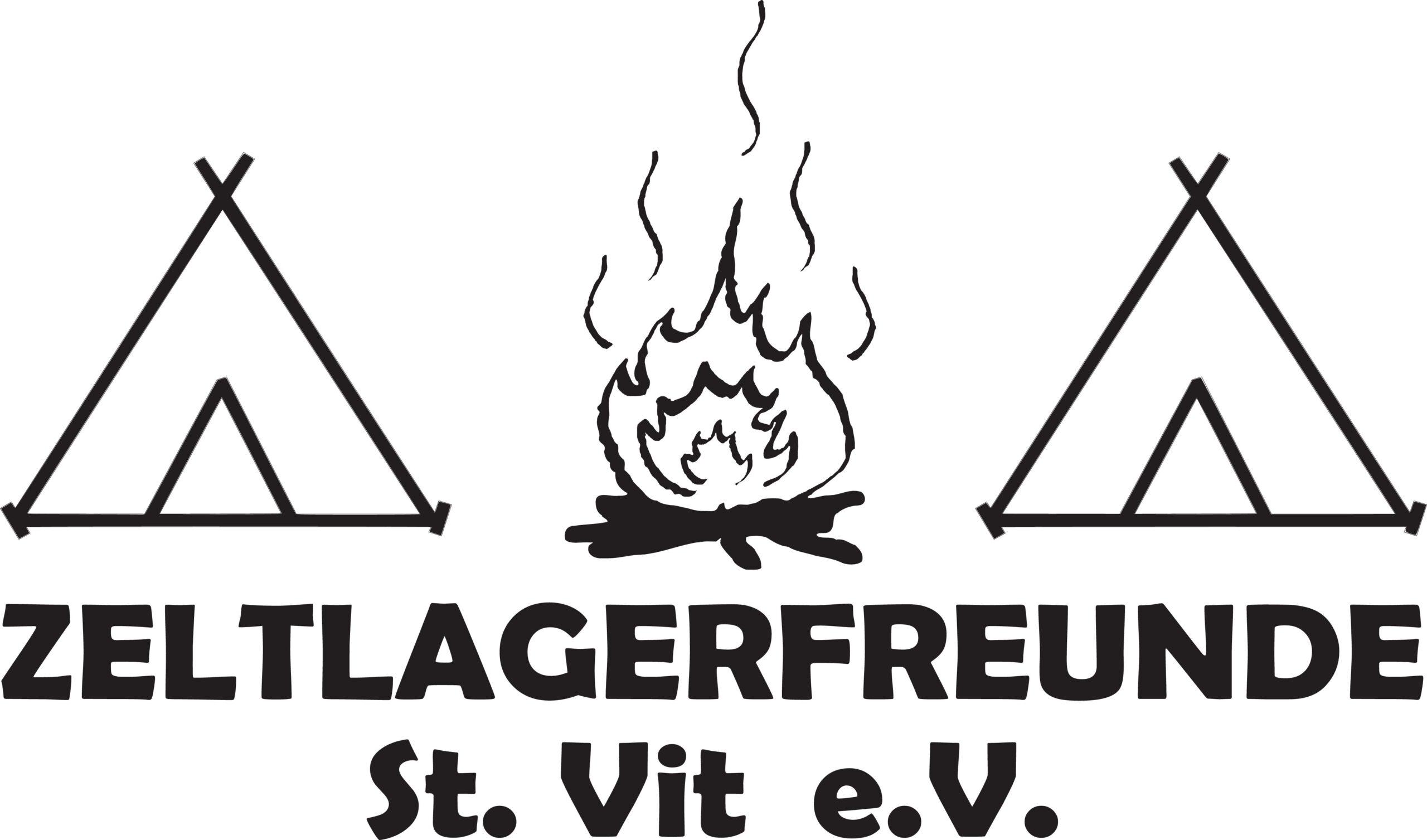 Zeltlagerfreunde St. Vit e.V. Logo